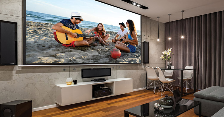 impianti audio video e sale home cinema